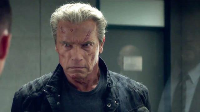 """Schwarzenegger confirmó """"Terminator 6"""""""